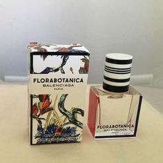 FLORABOTANICA Balenciaga EDP .25 oz NIB Balenciaga Florabotanica .25 oz collector sized EDP.  New in box and never used Balenciaga Makeup