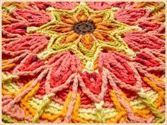 Resultado de imagem para receitas de toalhas de croche gratis
