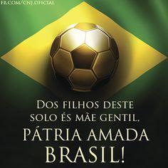 Brasil-Frase-Dos filhos deste solo és mãe gentil...