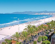 Platja de Palma in Playa de Palma, Islas Baleares