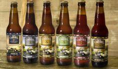 Mt. Carmel Brewing Company. Cincinnati, Ohio.   I like the Amber Ale!