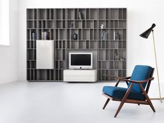 Flex Shelf System by Piure | Wall storage systems
