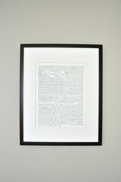 des moines!!! ART PRINT. awesome, I'm surprised Des Moines made the cut.