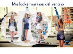 #navystyle #lookmarino #navyoutfit #navylook #estilomarinero #vestidorayas #vestidobanera #vestidocorazon #vestidoazul www.rosalitamcgee.com