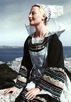 Michèle Morgan... ben ça alors !   Finistère Bretagne #myfinistere