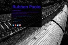 RUBBEN   ARTISTA  DE MUCHA PRYECCION QUE BUSCA  ABRIRSE PASO ,,,