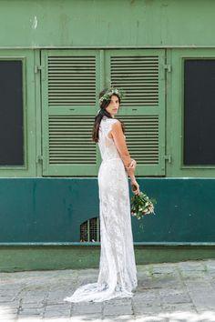 Rue de Seine Ivy | Bohemian Wedding Dress | Available at The Bridal Atelier | www.thebridalatelier.com.au