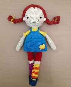 Pippi longstocking #crochetdolls #pippilongstocking #amigurumi #iloveamigurumi #ilovecrochet #crochet #crochetart #instagram #instacrochet #crochetaddict #etsy #smallbusiness #giftideas #ganchillo #haken #handmade #madebyme #crochettoy #etsyseller #crochetersofinstagram
