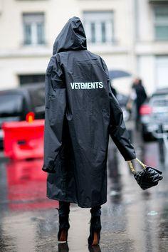Неделя моды в Париже, осень-зима 2016: street style. Часть 1 (фото 10)
