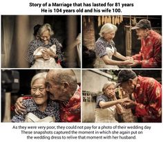 Story of a Marriage that has lasted for 81 years