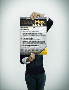 Mad Men Marketing - Print collateral  ~ Hannah Max