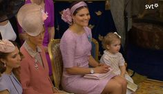 (4) Tumblr: The Swedish royal family joins in the christening of HRH Princess Leonore daughter of Princess Madeleine and Chris O' Neill June 8, 2014