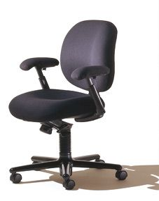 Ergon Chair - Herman Miller; 1976 - ergonomic chair for more comfort and control