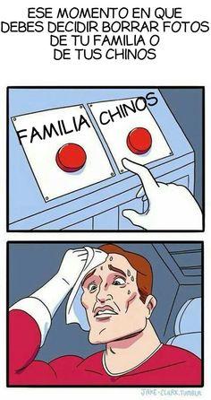 yo no tengo que hacer eso por que no tengo de mi familia :V
