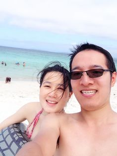 #PANDORAvalentinescontes Spend whole day at the whitest beach in the world is also romantic.