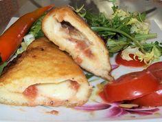 Chaussons italiens (panzerotti) - Recette de cuisine Marmiton : une recette