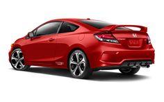 2014 Honda Civic Si Coupe http://www.driveclassichonda.com/