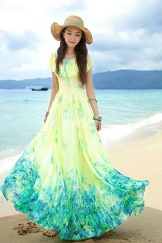 68 Ideas Skirt Outfits Summer Maxi For 2019 Trendy Dresses, Fashion Dresses, Prom Dresses, Summer Dresses, Summer Maxi, Outfit Summer, Summer Shorts, Spring Summer, Skirt Outfits