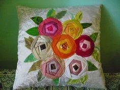 travesseiros com as mãos, almofadas de retalhos, classe podushki.master sew descrição do trabalho