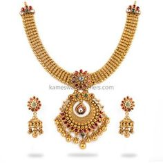 Markings For Gold Jewelry India Jewelry, Gold Jewelry, Jewelery, Gold Necklace, Necklace Set, Royal Jewelry, Diamond Necklaces, Trendy Jewelry, Fashion Necklace
