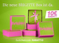 rabatt10 | BRIGITTE Box