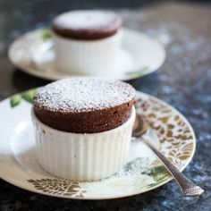 Nutella Souffle that makes my heart flies away<3
