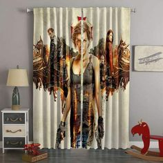 Decorating With Curtains - Curtain Decorating Ideas - Cottage Curtains, Closet Curtains, Brown Curtains, Elegant Curtains, Burlap Curtains, Velvet Curtains, Hanging Curtain Rods, Decorative Curtain Rods, Brown Living Room Paint