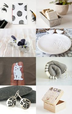 Earthy Gifts by Yvi on Etsy--Pinned with TreasuryPin.com
