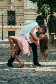 Tango en la calle, Buenos Aires.