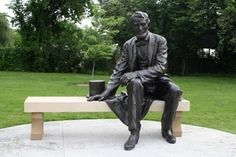 Borglum's Lincoln comes to Boise, Idaho by Irene Juliette Deely