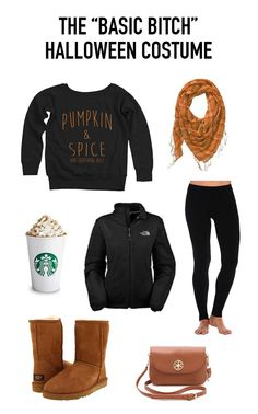 "No shame. Be a ""basic bitch"" this Halloween! Grab some Uggs and a latte and you're done. #basicbitch #halloween #costumes"