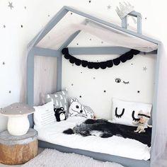 Van tipi tent naar bedhuisje: dit zijn de leukste bedden voor de kidsroom - Roomed