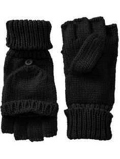 Womens Convertible Mittens $12 at Old Navy