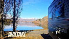 Wonderful Waitaki Time To Leave, New Zealand