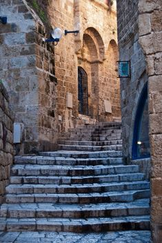 Places To Travel, Places To See, Travel Destinations, Jaffa Israel, Dome Of The Rock, Israel Travel, Stairway To Heaven, Holy Land, Religious Art