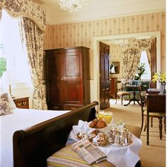 Best Hotels In Wexford, Country House Hotels, Best Hotels Ireland, Dunbrody House Hotel, Irelands Blue Book Hotel Bedroom Decor, Manor House Hotel, Ireland Hotels, Country House Hotels, Blue Books, Luxury Accommodation, Hotel Offers, Best Hotels, House Ireland