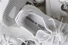 d700435f4d90c adidas Yeezy Boost 350 V2 Cream White - Detailed Photos