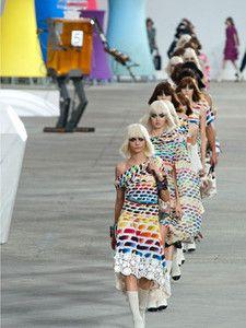 【巴黎時裝週】香奈兒大秀 激盪時尚與藝術的創意想像 amazing Chanel show