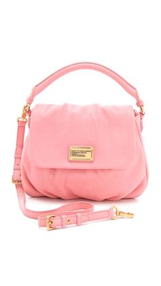 Marc by Marc Jacobs Classic Q Lil Ukita Bag.  If I had the cash, I'd have one in every color.  (Mine is white.)