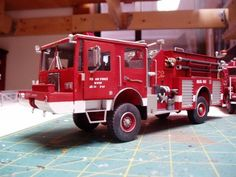William Bitner uploaded this image to '35th scale fire trucks'. See the album on Photobucket.