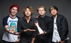 Are You 5 Seconds of Summer Girlfriend Material? 5SOS Would Date a Fan! | Cambio