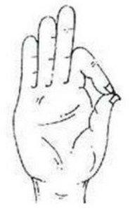 Dez posições com as mãos que têm o poder de curar