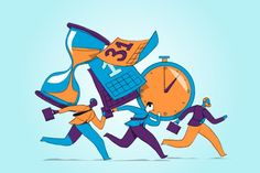 Running Against Time
