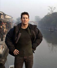 "Tom Cruise en ""Misión Imposible III"" (Mission: Impossible III), 2006"