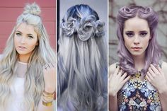 Happy 2015, beauty babes! With a new year upon us, we'd like to take this time to throw out some pretty hair color and style ideas to inspire a new look. Whether you're searching for the p
