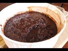 Resep-video: Souserige sjokoladepoeding   Maroela Media Sago Recipes, South African Recipes, Sweet Tarts, Something Sweet, High Tea, Sweet Recipes, Deserts, Dessert Recipes, Postres