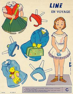 French Printables of all sorts. Mostly for children