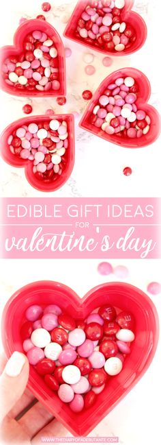 The best edible gifts for Valentine's Day | Edible Gifts Are the Best Gifts: Valentine's Day My M&Ms