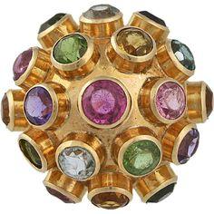 Gold H. I Love Jewelry, Jewelry Box, Gemstone Colors, Gemstone Jewelry, 18k Gold, Fancy, Crafty, Gemstones, Colorful