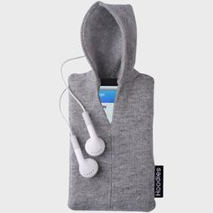 Better known as gimmicks, promo material like this iPod Hoodie have a memorable impression with people. iPod Hoodie. Recommended by http://blubambu.biz - your personal graphic designer offering helpful design ideas and advice.